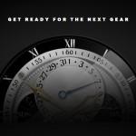 Samsung Round Smartwatch Orbis Gear A
