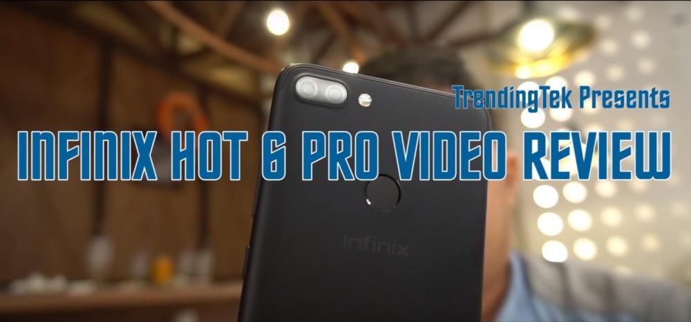 Hot 6 Pro1